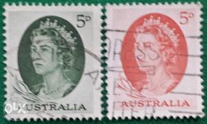 AUSTRALIA 1963 - Poštanske marke - 2142