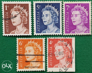 AUSTRALIA 1968 - Poštanske marke - 2143