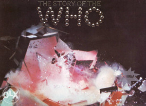 The Story Of THE WHO lp