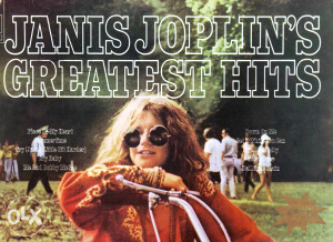 JANIS JOPLIN-GREATEST HITS lp