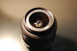 Nikkor 18-55mm objektiv za Nikon
