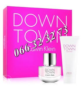 Calvin Klein DownTown 50ml EDP + 100ml SG ... Ž 50 ml