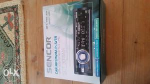 Sencor auto mp3 usb player