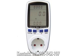 Uređaj za mjerenje potrošnje energije, snage, voltaže