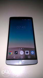 LG G3 - 3GB RAM/32 GB ROM