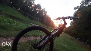 Ultimate MTB bike Atala shimano,diskovi 24 brzine