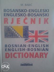 engleski rjecnik