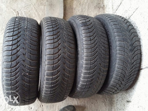 Zimske gume 195/65/R15 Michelin Alpin 4