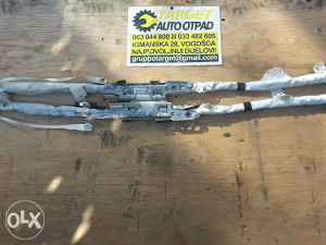 Lijevi Desni Bocni Airbag Zavjesa Opel Astra H 5 Vrata