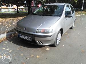 Fiat Punto 1.2 benzin 8V