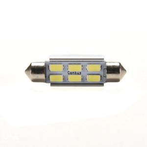 Canbus cjevaste LED sijalice 36 mm za auto