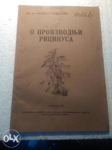 Knjiga o ricinusu 1934-godina