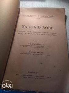 Knjiga trovine 1922-godina