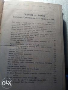 Sokolski glasnik za 1920-godinu