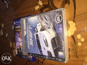 PS3 SHIFT NEED FOR SPEED