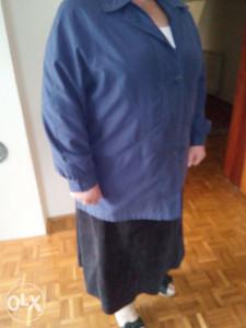Ženska jakna mantil