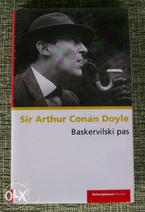 "Sir Arthur Conan Doyle - ""Baskervilski pas"""