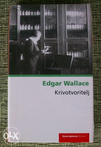 "Edgar Wallace - ""Krivotvoritelj"""