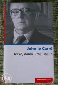 "John le Carre - ""Decko, dama, kralj, spijun"""