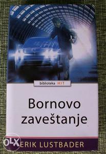 """Eric Van Lustbader - """"Bornovo zavestanje"""""""