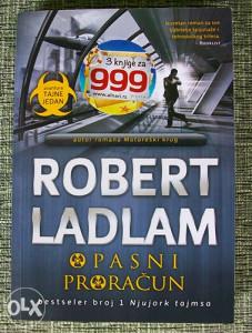 "Robert Ludlum - ""Opasni proracun"""