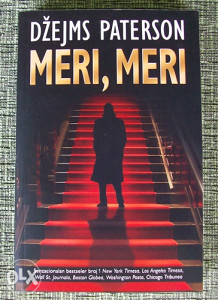 "James Patterson - ""Meri, Meri"""