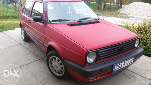 golf 2 1,6 interculer