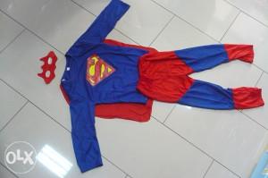 Kostim odijelo supermen dječije