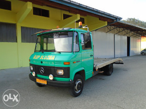 Mercedes-Benz 508 Slep Sluzba