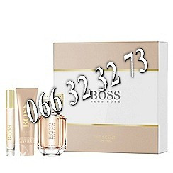 Hugo Boss The Scent For Her 50ml EDP + 7,4ml EDP + 50ml BL Ž 50 ml