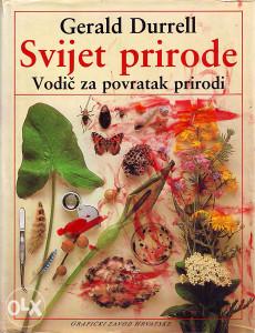 SVIJET PRIRODE-Gerald Durrell