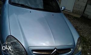 Hauba za Citroen Xsara - 2003.g.
