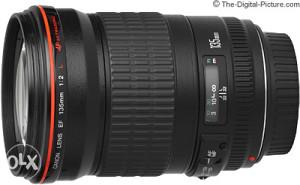 Canon 135mm F2