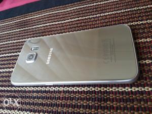 Samsung Galaxy S6 Gold Stanje novo