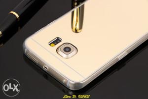 Samsung Galaxy S6 Maska Gold mirror-zlatno ogledalo