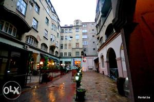 Dvosoban stan, ulica Maršala Tita