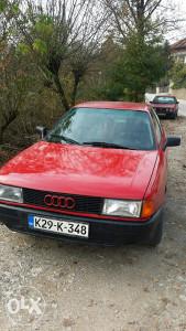 Audi 80 jaje *tek registrovan*
