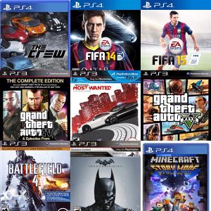 PS4 - PS3 IGRE ORIGINAL