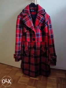 Ženski kaput, Life Lai, veličina 36-38