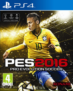 PES 2016+FIFA 15 orginal kao novo PS4