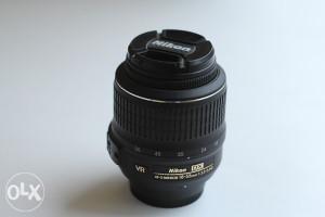 Nikon objektiv 18-55mm VR