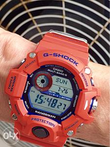 SAT CASIO G-SHOCK GW 9400