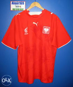 Dres Poljske reprezentacije - Puma original - Poljska