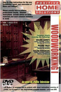 Positive Home Solutions - Woodworking -2DVD