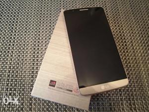 LG G3 Gold 32GB 3GB RAM BH Telecom Ful oprema u kutiji