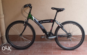Bicikl mountain mount bike