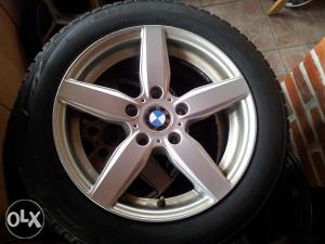 ALU FELGE BMW 1(F20-21)16ke  ET 42