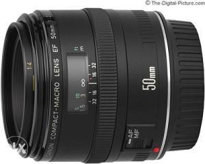 Canon EF 50mm f/2.5