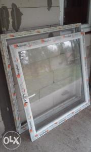 PVC prozor dimenzije 120x120