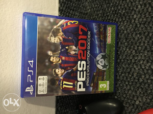 Pes 2017 Play Station 4